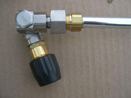 Lanze mit drehbarem Düsenkopf + Düse für Kärcher K HD HDS Hochdruckreiniger