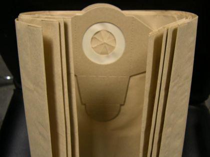 Filterbeutel passend für Lidl Parkside NT Sauger - Vorschau