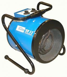 Elektro Heizgerät Bauheizer Heißlüfter E- Heizung - Vorschau