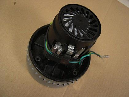 Industriesauger Motor 1,2KW Columbus SW RA WS SX N