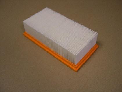 ECO Flachfaltenfilter Filter faltenfilter Kärcher 2501 2601 2701 2801 Sauger