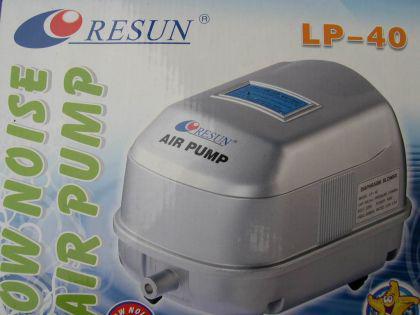 Resun LP-40 Teichbelüfter Belüfter Membranpumpe - Vorschau
