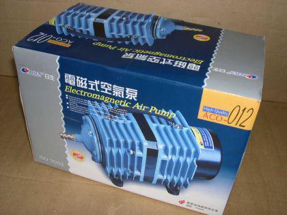 Hochleistungs - Belüfter Sauerstoffpumpe 12000 l/h für Boikläranlage Kleinkläranlage Kläranlage - Vorschau