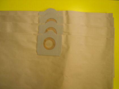 5x Filtersack Staubbeutel Nilfisk Alto Attix 30-01 30-11 30-21 PC XC Nass-/Trocken- Sauger - Vorschau 1