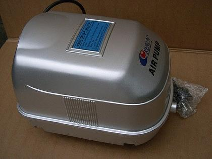 Resun LP-20 Teichbelüfter Membranpumpe Sauerstoffpumpe Luftpumpe Teichbelüfter Belüfter