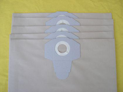 5 Filterbeutel Einhell RT-VC 1525 SA NT Sauger