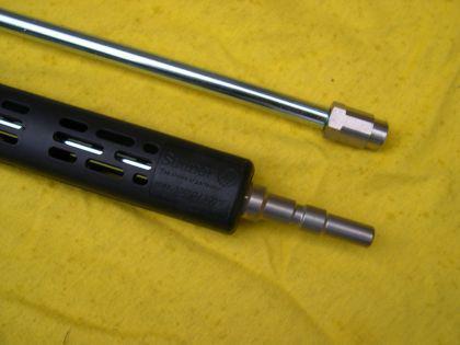 Lanze Hochdruckstrahlrohr Nilfisk Alto Poseidon 1-20 2-26 2-29 3-30 3-40 4-28 XT Hochdruckreiniger - Vorschau 2