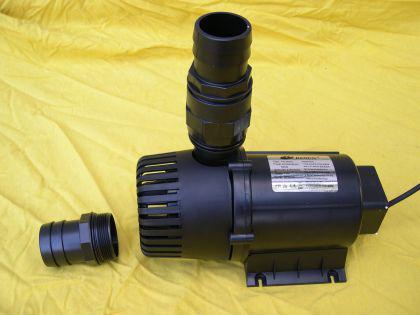 Resun PG 15000 l/h Filterspeisepumpe Teichfilterpumpe Bachlaufpumpe Filterpumpe für Teichfilter - Vorschau 2