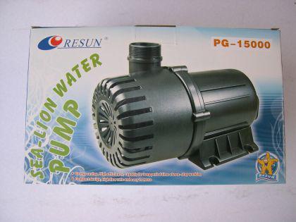 Resun PG 15000 l/h Filterspeisepumpe Teichfilterpumpe Bachlaufpumpe Filterpumpe für Teichfilter