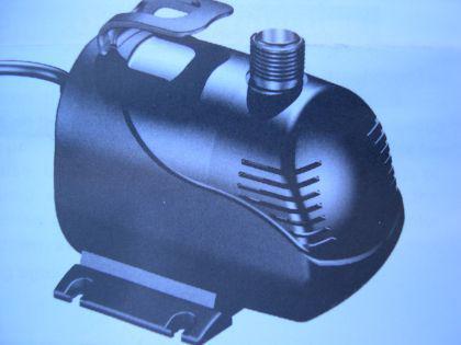 Teichfilter - Pumpe 7000 L/h Filterspeisepumpe Bachlauf- u. Wasserfallpumpe Gartenteichpumpe - Vorschau 2