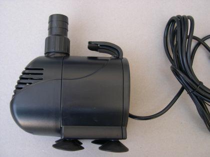 Resun S-3000 Teichfilterpumpe Filterspeisepumpe Bachlaufpumpe Wasserfallpumpe Strömungspumpe f. Teichfilter - Vorschau 2
