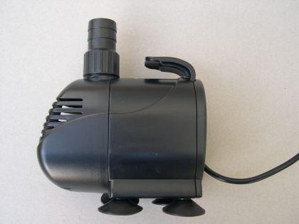 Teichfilter - Pumpe 3000 L/h Filterspeisepumpe Bachlauf- u. Wasserfallpumpe Gartenteichpumpe - Vorschau 1