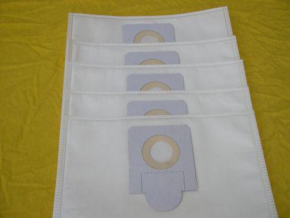 5 Staubbeutel ( Vließ ) - Filtersäcke Filtertüten Filtersack Flex S35 S36 , S36 M , VCE35 L AC , VC35 L MC Sauger