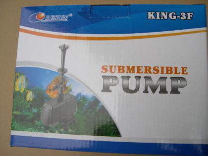 Resun King 3F Springbrunnenpumpe Bachlaufpumpe
