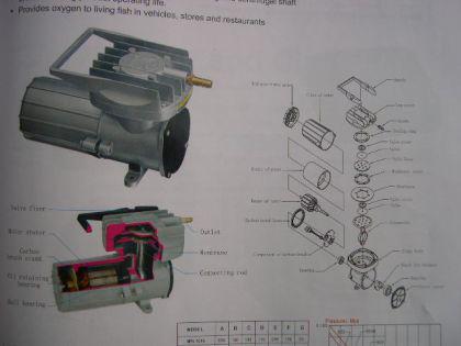 Resun MPQ -906 12V Transportbelüfter Durchlüfter