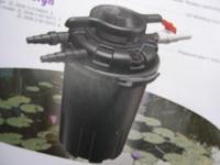 Resun EPF-13500U Druckfilter 18500l/h Teichfilter