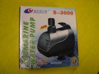 Resun S-3000 Teichfilterpumpe Filterspeisepumpe Bachlaufpumpe Wasserfallpumpe Strömungspumpe f. Teichfilter