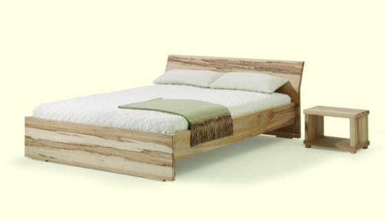 bett buche massiv kaufen bei lebensfluss. Black Bedroom Furniture Sets. Home Design Ideas