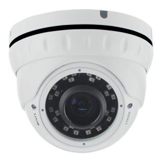 HD Videokamera SDI 1080P Full HD Dome Außen Innen Weiß Digital Wassergeschützt