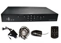 4 Kanal Digital Video Rekorder UL 804