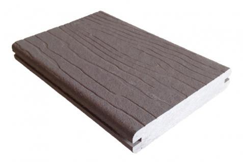 musterst ck thermo wpc terrassendielen bpc dielen wpc barfu diele schiefefrei pflegeleicht. Black Bedroom Furniture Sets. Home Design Ideas