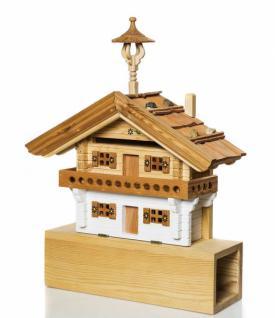 briefkasten postkasten tirol aus holz kaufen bei pohly franz kg. Black Bedroom Furniture Sets. Home Design Ideas