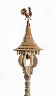 Glockenturm/Glockenstuhl GL6 in Fichten- und Lärchenholz handgefertigt
