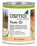 Farbloses Teak Öl für Gartenmöbel, Vogelhäuser, Glockentürme