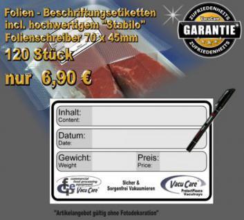 5 x Lachsbretter 17,5 x 57 cm, 2-fach beschichtet go./si. für ALLE Vakuumbeutel Strukturbeutel Vakuutuete Vakuumfolien - Vorschau 5