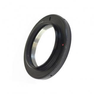 M42-Gewinde auf Olympus 4/3 Kameras