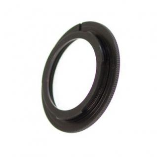 Umkehrring / Retro-Adapter für Canon EOS auf 58mm