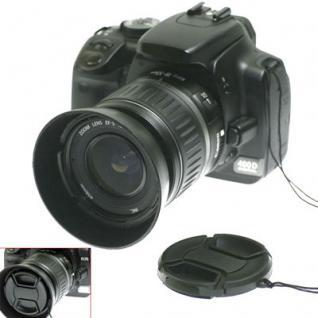 Delamax Profi Objektivdeckel Easy-Snap 58mm - Vorschau 2