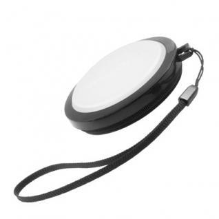 Delamax Objektivdeckel mit Weißabgleich 67mm