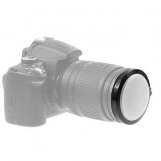 Delamax Objektivdeckel mit Weißabgleich 72mm - Vorschau 3
