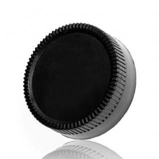 Objektiv-Rückdeckel für Nikon F