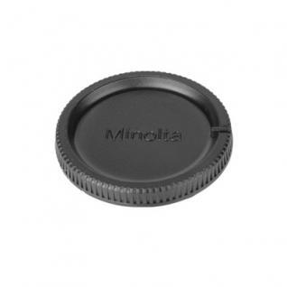 Gehäusedeckel für Sony Alpha & Minolta AF Kameras