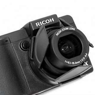 Objektivdeckel Automatik für Ricoh GX200/GX100