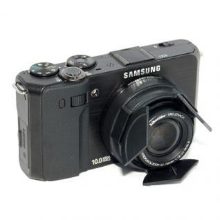 Objektivdeckel Automatik für Samsung EX1 ALC-6 für