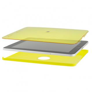 JCM Hardcover für iPad (1.v) in gelb