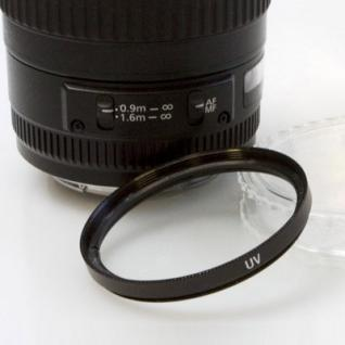Delamax UV-Filter 62mm - Vorschau