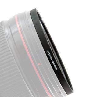 Phottix 2mm UV-Filter 58mm - Typ 95 Slim-UV mit 2mm