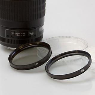 Delamax UV+Polfilter Set 49mm