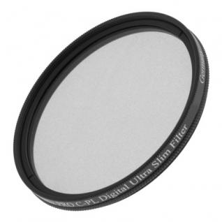 Phottix Pro Polfilter zirkular Ultra Slim 72mm