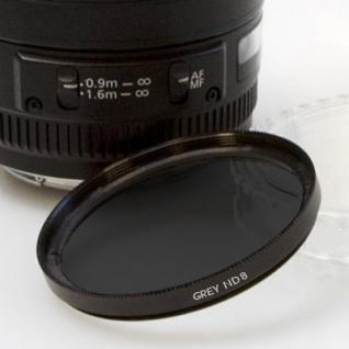 Delamax Graufilter NDx8 55mm Neutral Density Filter
