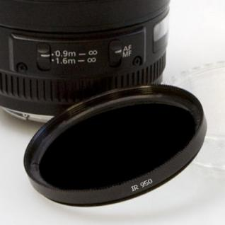 Delamax IR-Filter 950 Infrarotfilter 58mm - IR 950