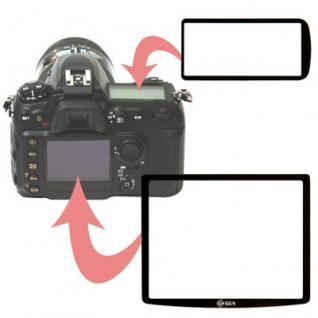 Displayschutz Echtglas Nikon D700 - Vorschau 2