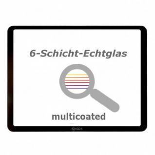 Displayschutz Echtglas Olympus E-450