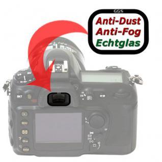 Sucherschutz Echtglas f. Nikon D70s D60 D50 D40x