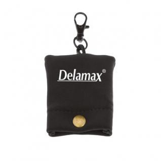 Delamax Microfaser Reinigungstuch in Neoprentasche - Vorschau 2