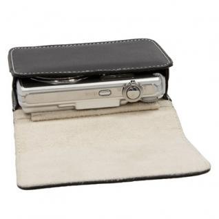 Delamax ONE XS Kameratasche Gürteltasche - schwarz - Vorschau 3